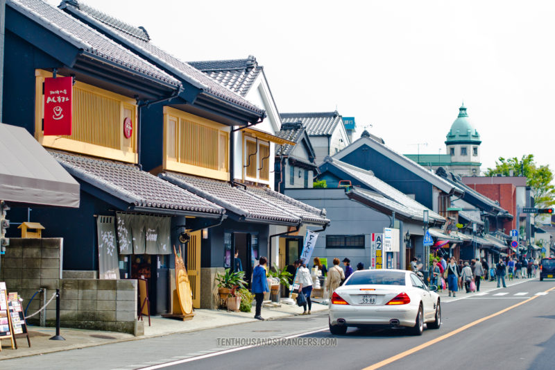 Ichibangai Shopping District, Little Edo, Kawagoe