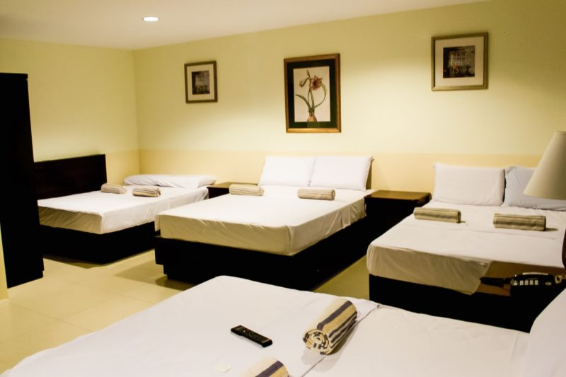 Bernabeach Resort rooms