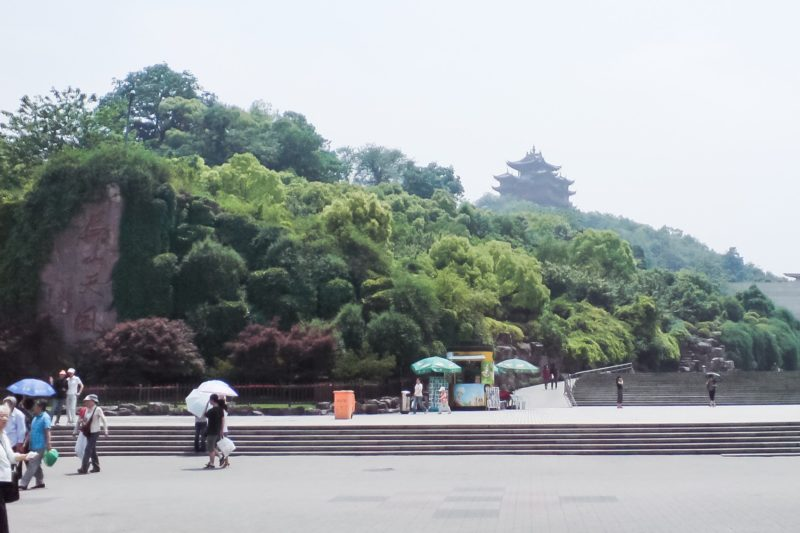 Wushan Square, Hangzhou West Lake