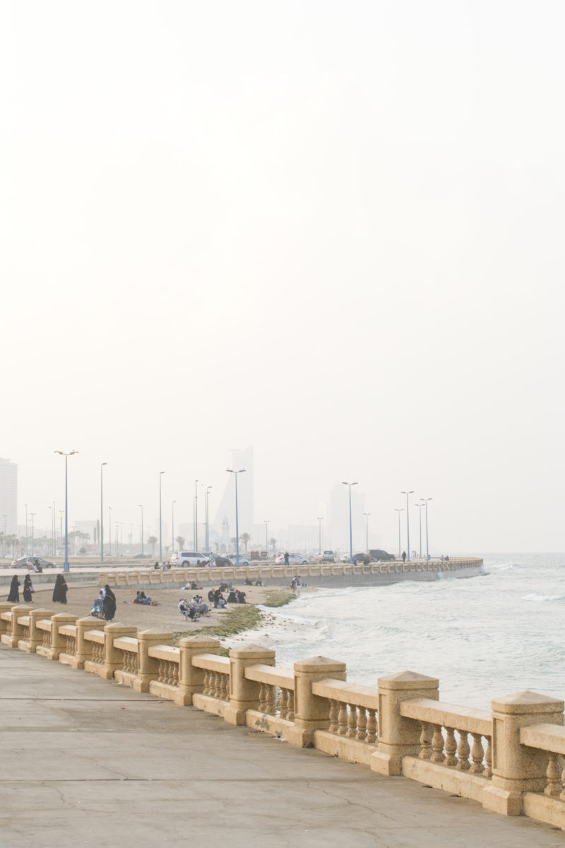 Jeddah Corniche by Noel Cabacungan