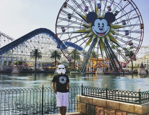 Thetrooperdude at Disney California Adventure Park, Los Angeles Layover Guide