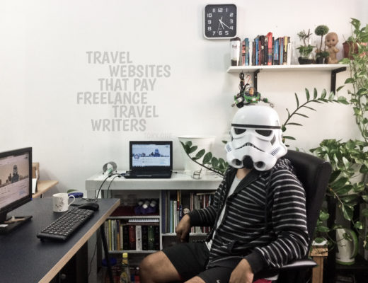 Get Paid to Write as a Travel Writer