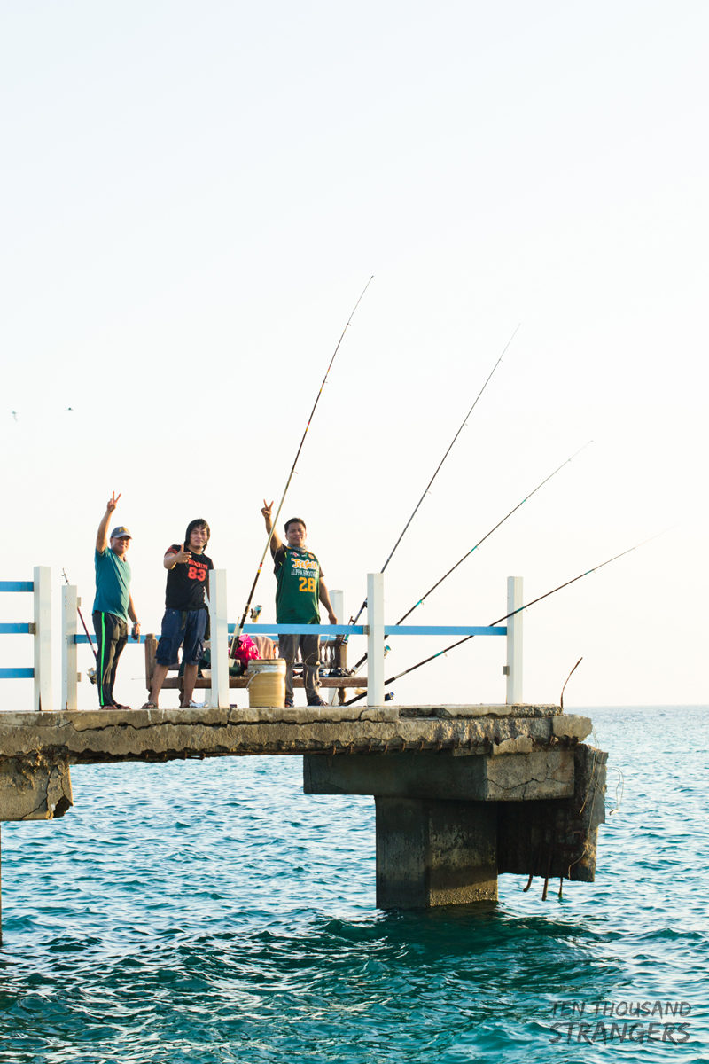 Fishing at Al Sahel Resort, Jeddah KSA