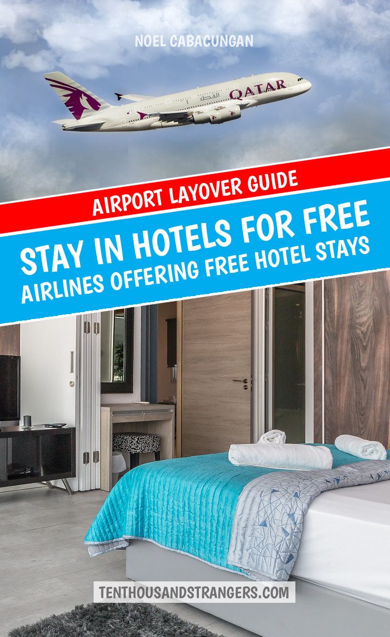 How to score free hotel stay voucher