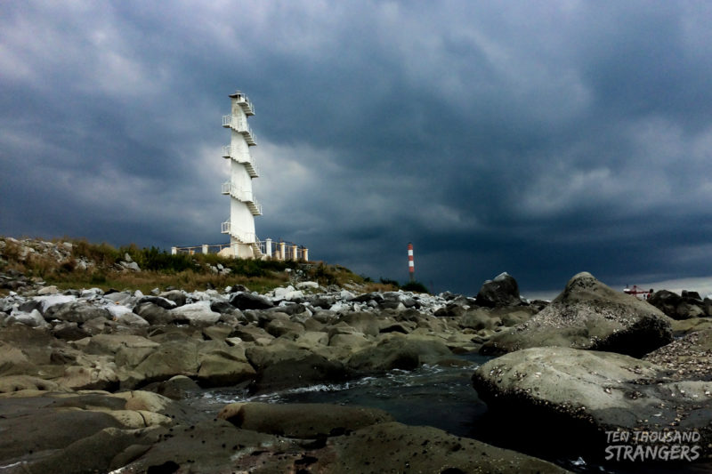 San Miguel Lighthouse, Mariveles, Bataan