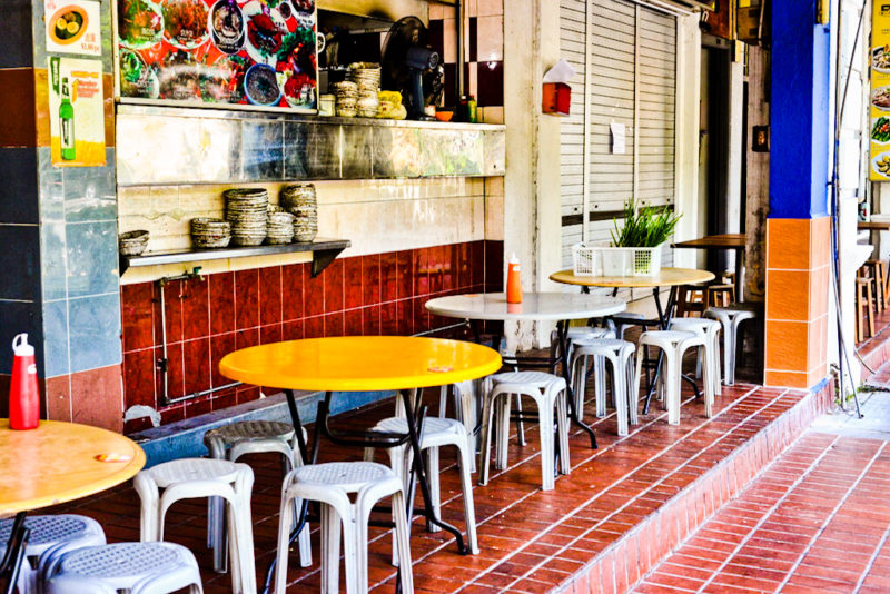 Where to eat and drink in Singapore