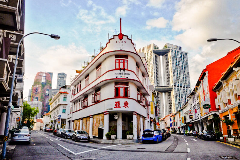 Keong Saik Road, Singapore
