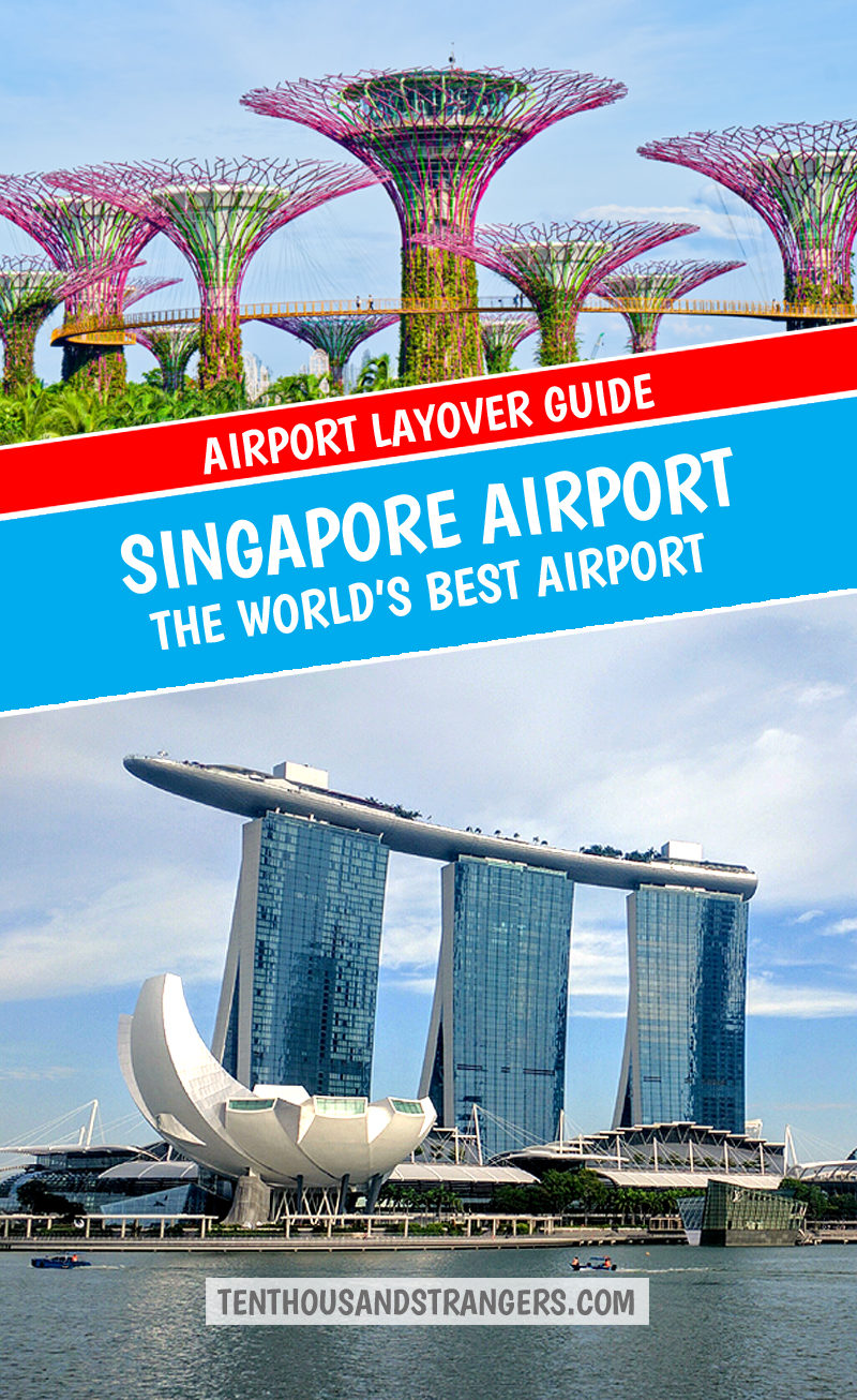 Singapore Layover Guide