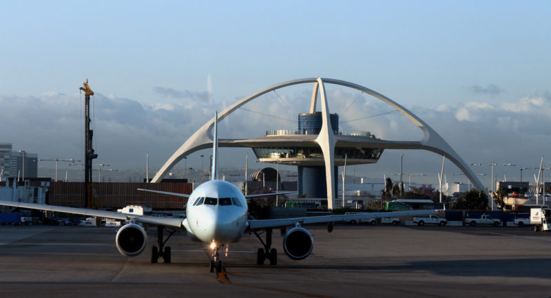 The Iconic LAX Airport Symbol