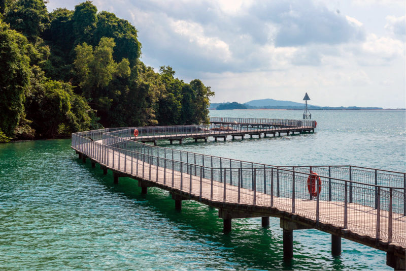 Pulau Ubin - Free Singapore Attractions