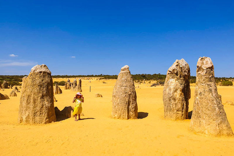 The Pinnacles, Perth, Western Australia